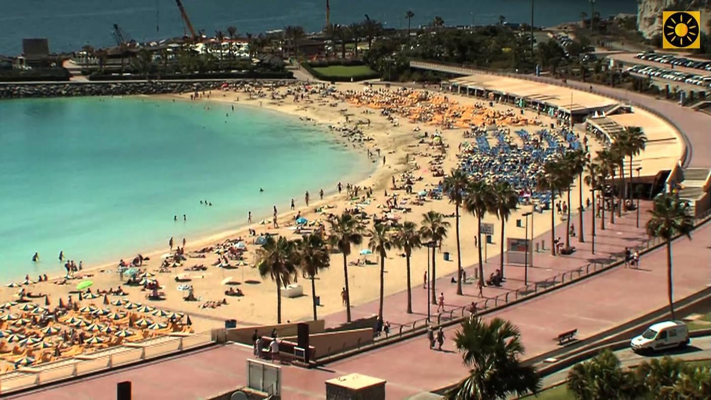 1 gran canaria kanaren urlaubsin - Los nuevos trabajos desde casa que te permiten vivir en sitios como Canarias
