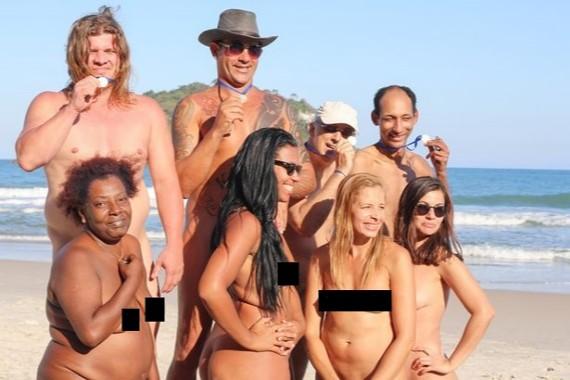 180329 570x380 - Unas olimpiadas nudistas también hubo en Brasil