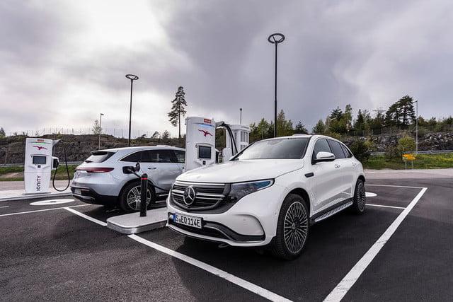 Mercedes-Benz: electrificación de lujo 1