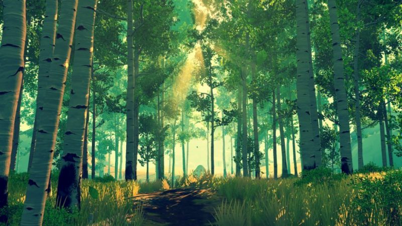 A year after Firewatch - FIREWATCH VIDEO GAME