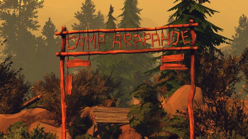 A year after Firewatch4 - FIREWATCH VIDEO GAME