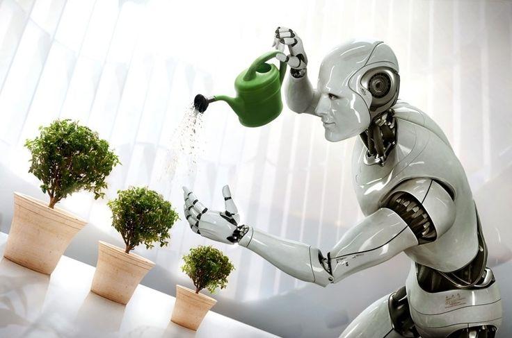 COMO HACEN LOS ROBOTS PARA PONERNOS LA VIDA MÁS FÁCIL 1