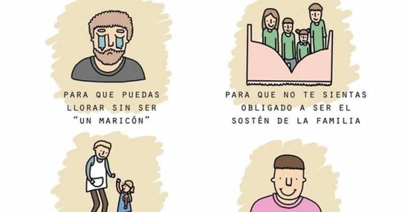 DERECHOS DE LOS HOMBRES4 - DERECHOS DE LOS HOMBRES: SOBRE EL MASCULINISMO