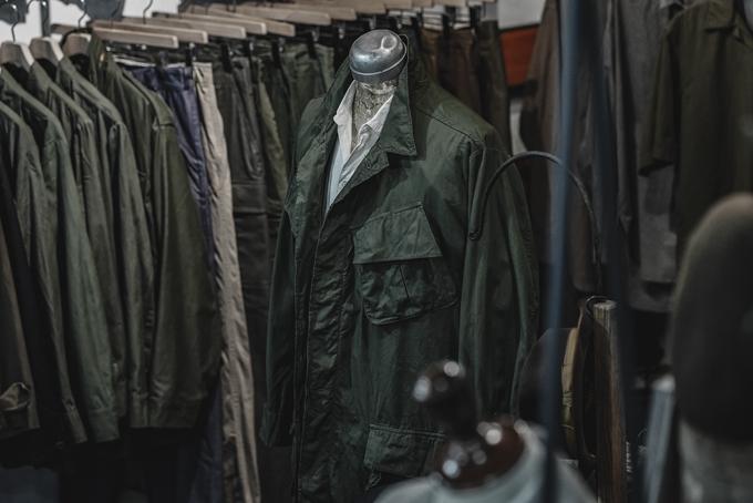 moda militar vintage 2