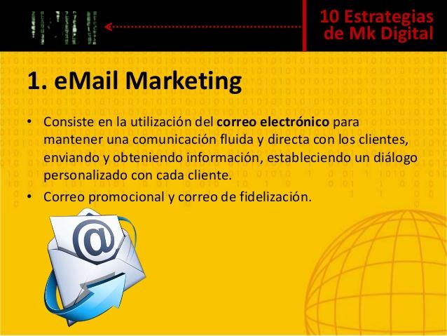 ESTRATEGIAS EMAIL MARKETING: MIS CONSEJOS 3