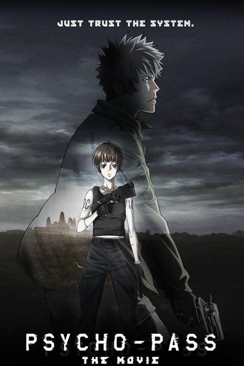 Personajes y películas anime netflix:akane psycho pass 4