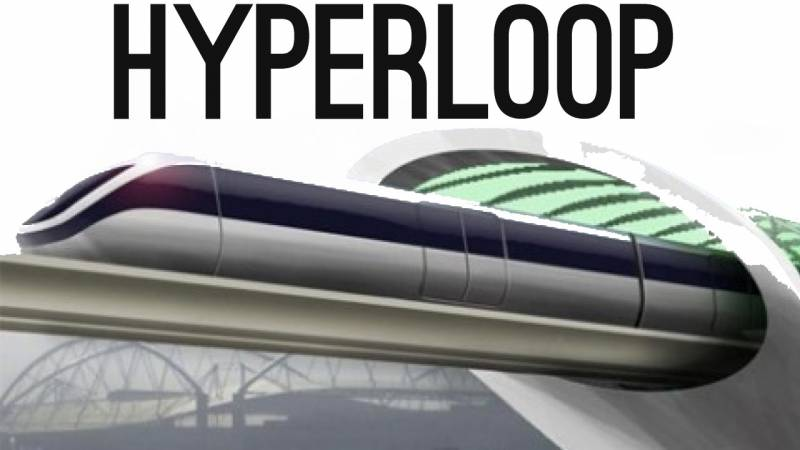 HYPERLOOP ONE2 - HYPERLOOP ONE: De Nueva York a Washington en media hora