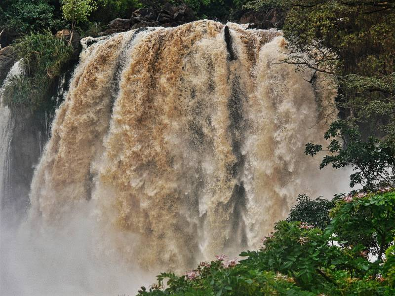 KEVE: Cachoeiras 1
