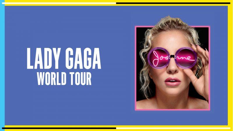 LadyGaga prensa - Lady Gaga anuncia World Tour y estará en Barcelona