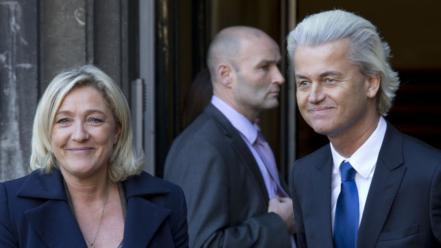 Nacional Popular Libertad Democracia Wilders EDIIMA20170316 0425 4 - ¿Retornamos a la Europa de los años 30?