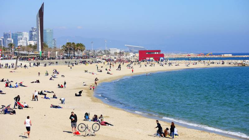 No te pierdas estas 6 playas de Barcelona 1