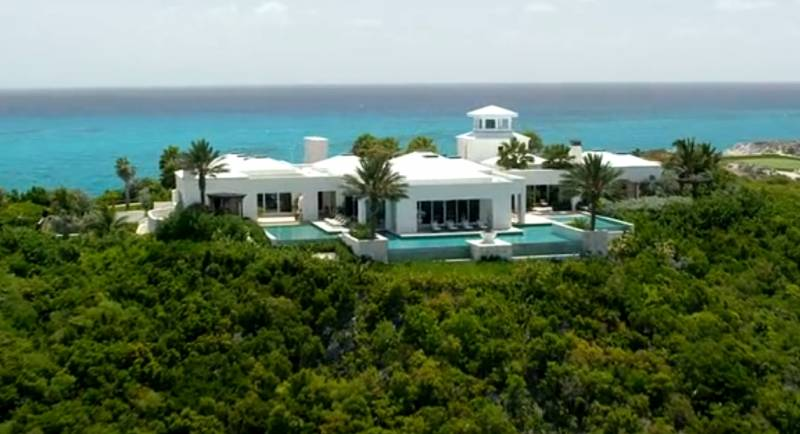 OVER YONDER CAY HOTEL