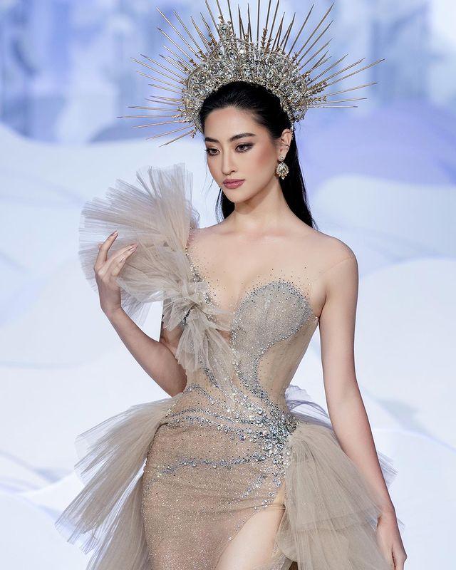 buscando el modelo de belleza actual:Luong Thuy Linh 4