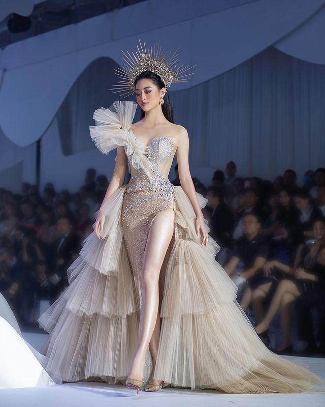 buscando el modelo de belleza actual:Luong Thuy Linh 2