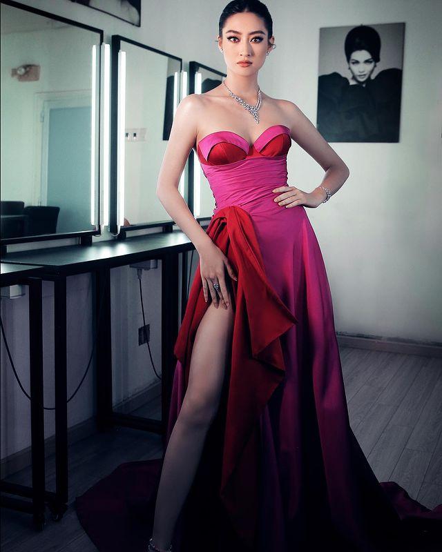 buscando el modelo de belleza actual:Luong Thuy Linh 5