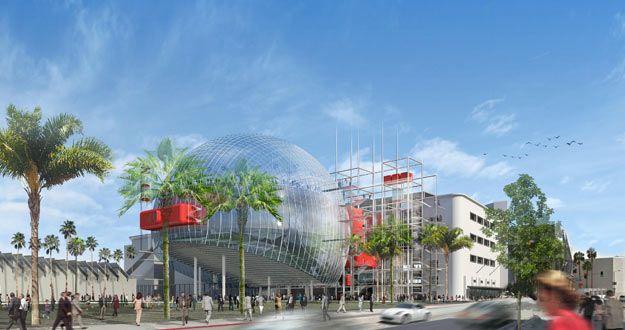 QUE HAY QUE HACER EN LOS ANGELES CALIFORNIA: por ejemplo esperar a 2019 y ver el museo de la academia de hollywood 1