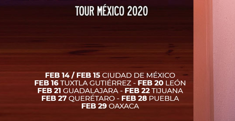 Julieta Venegas Íntimo' en México y Chile 2