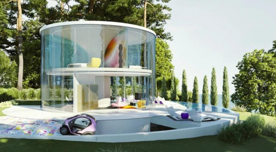 como será la casa del futuro según el diseñador industrial Karim Rashid 3