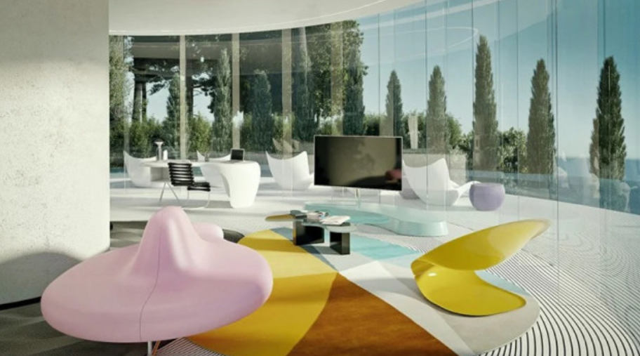 como será la casa del futuro según el diseñador industrial Karim Rashid 2