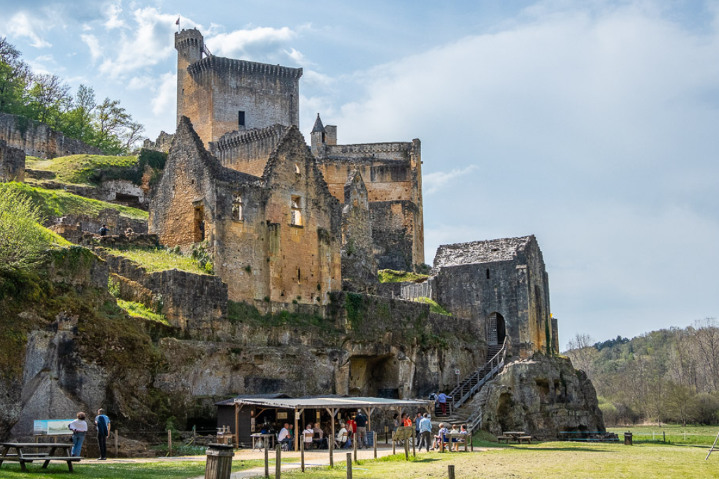 pueblos medievales sur francia: Sarlat La Caneda 2