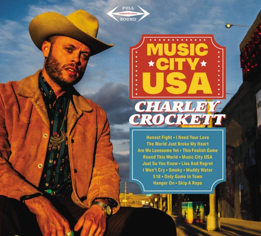 charley crockett: lanzará su nuevo álbum Music City USA el 17 de septiembre 7