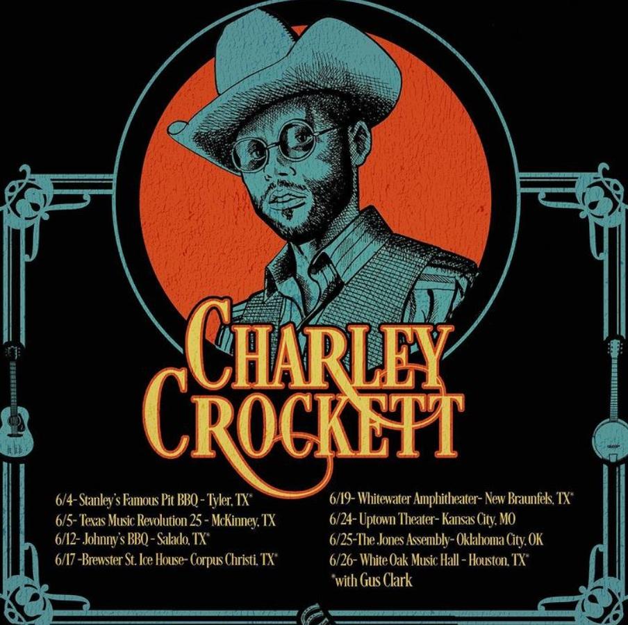 charley crockett: lanzará su nuevo álbum Music City USA el 17 de septiembre 2
