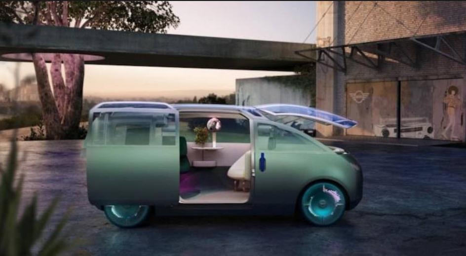 mini futuros: ¿Es mini vision urbanaut el futuro de los coches autónomos? 3