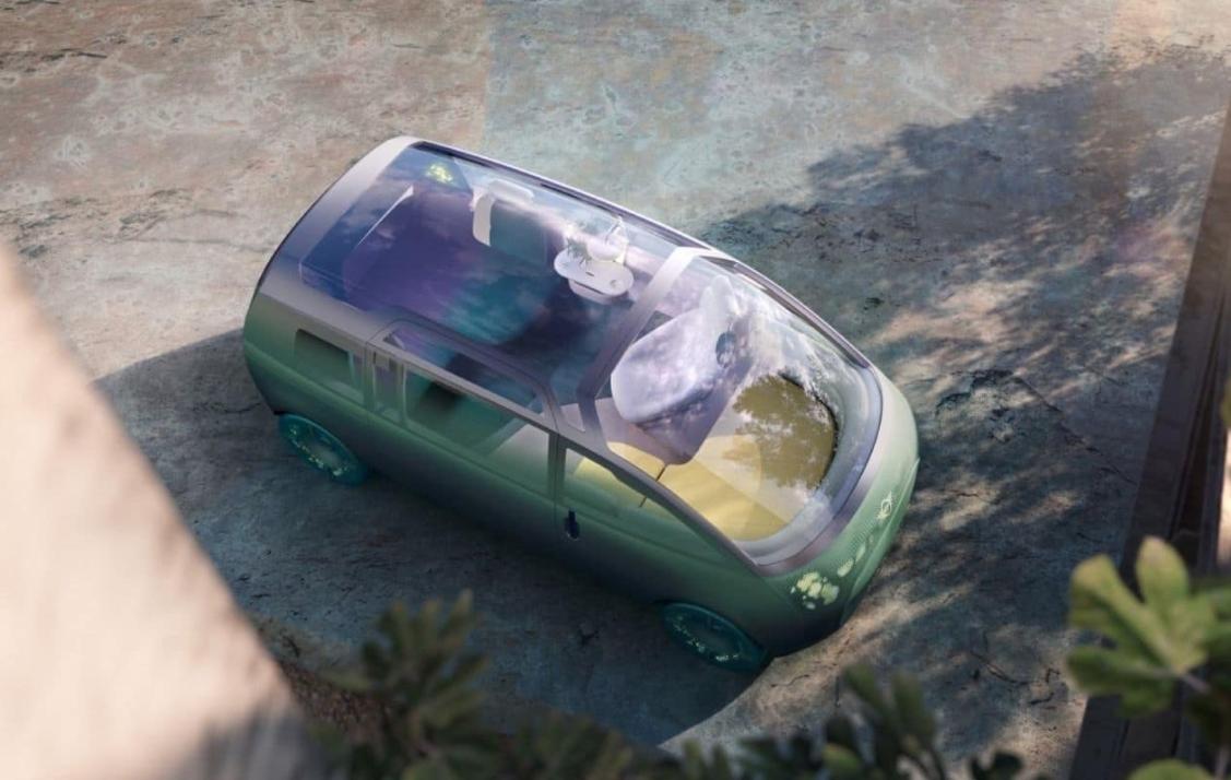 mini futuros: ¿Es mini vision urbanaut el futuro de los coches autónomos? 2
