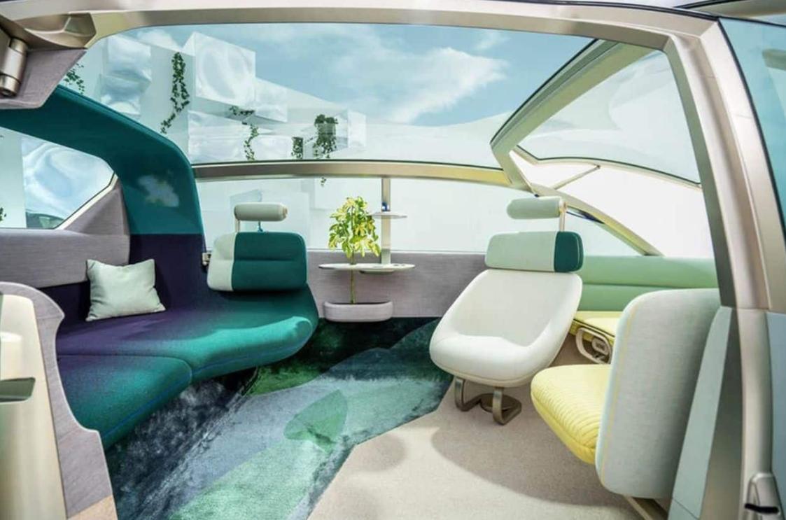 mini futuros: ¿Es mini vision urbanaut el futuro de los coches autónomos? 1