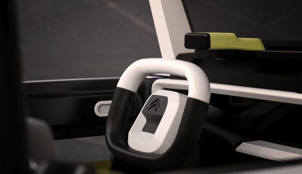 Nuevos diseños de vehículos eléctricos: Citroën ME Concept, un vehículo ecológico 3