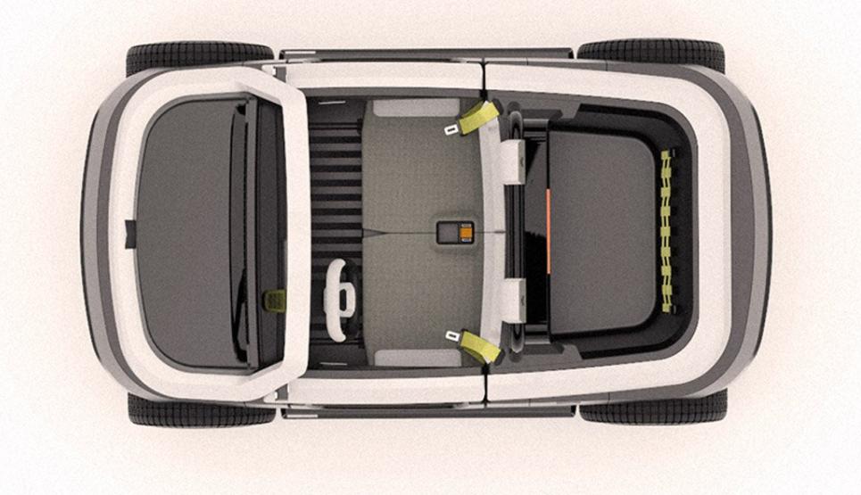 Nuevos diseños de vehículos eléctricos: Citroën ME Concept, un vehículo ecológico 1
