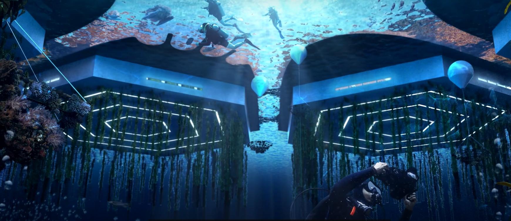ciudad oceanix: la ciudad flotante en el mar 2