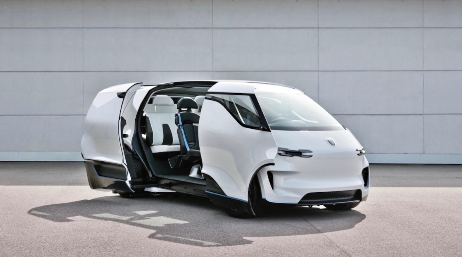 porsche vision renndienst: ¿Los fabricantes de automóviles se han vuelto locos? 4