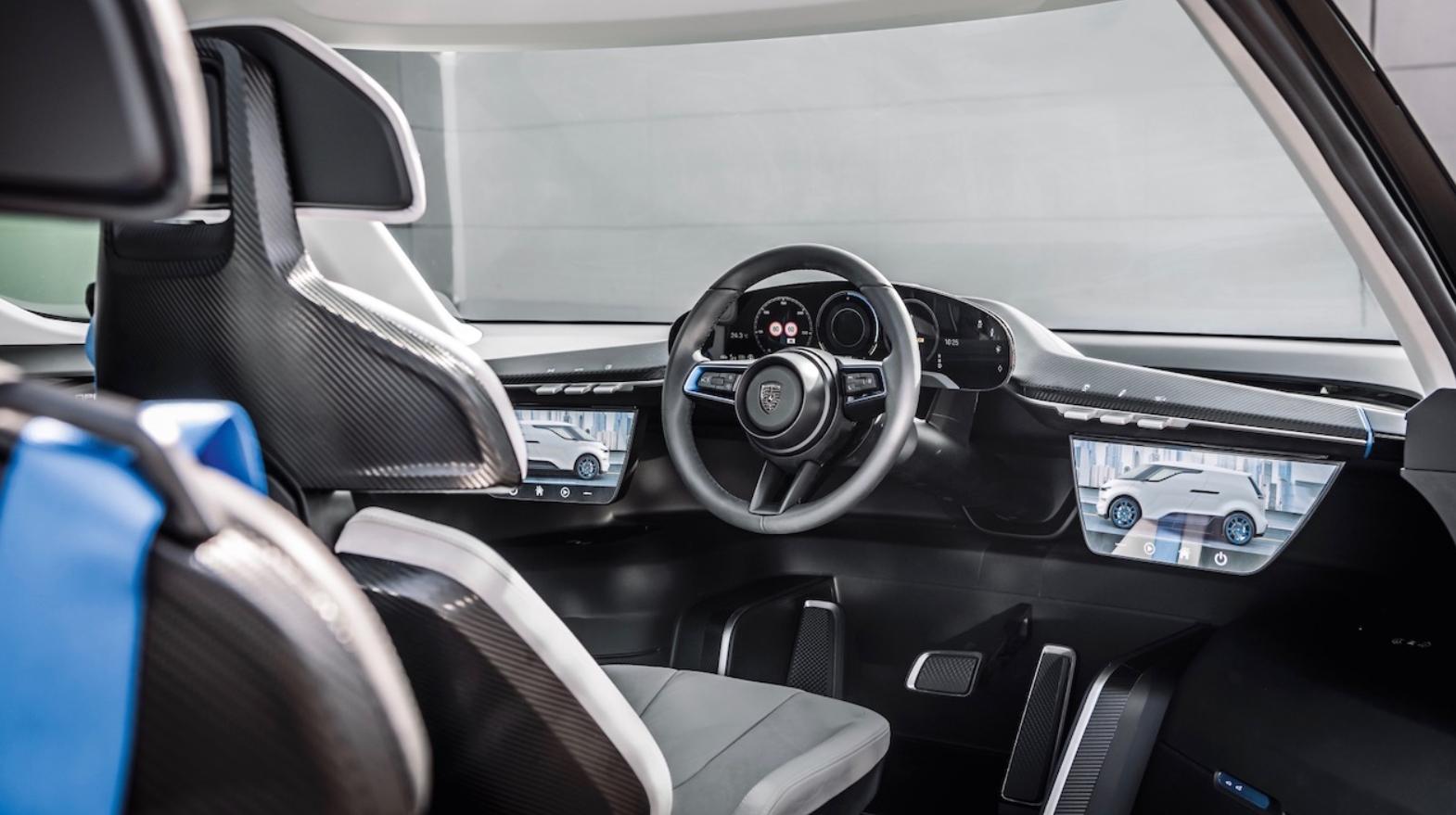 porsche vision renndienst: ¿Los fabricantes de automóviles se han vuelto locos? 1