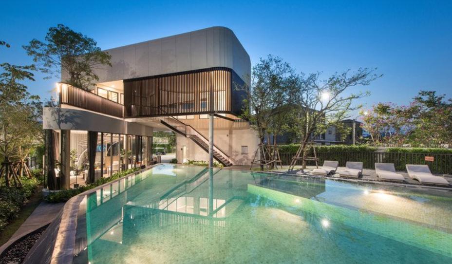 apluscon architects: La iluminación natural de Engage es la idea centra de V-Compound 2