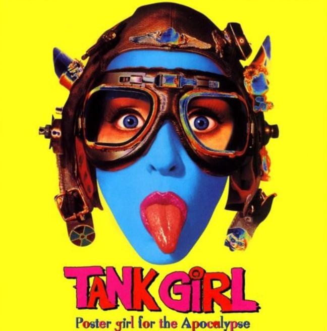 trailer tank girl,una buena película de mil novecientos noventa y cinco 1