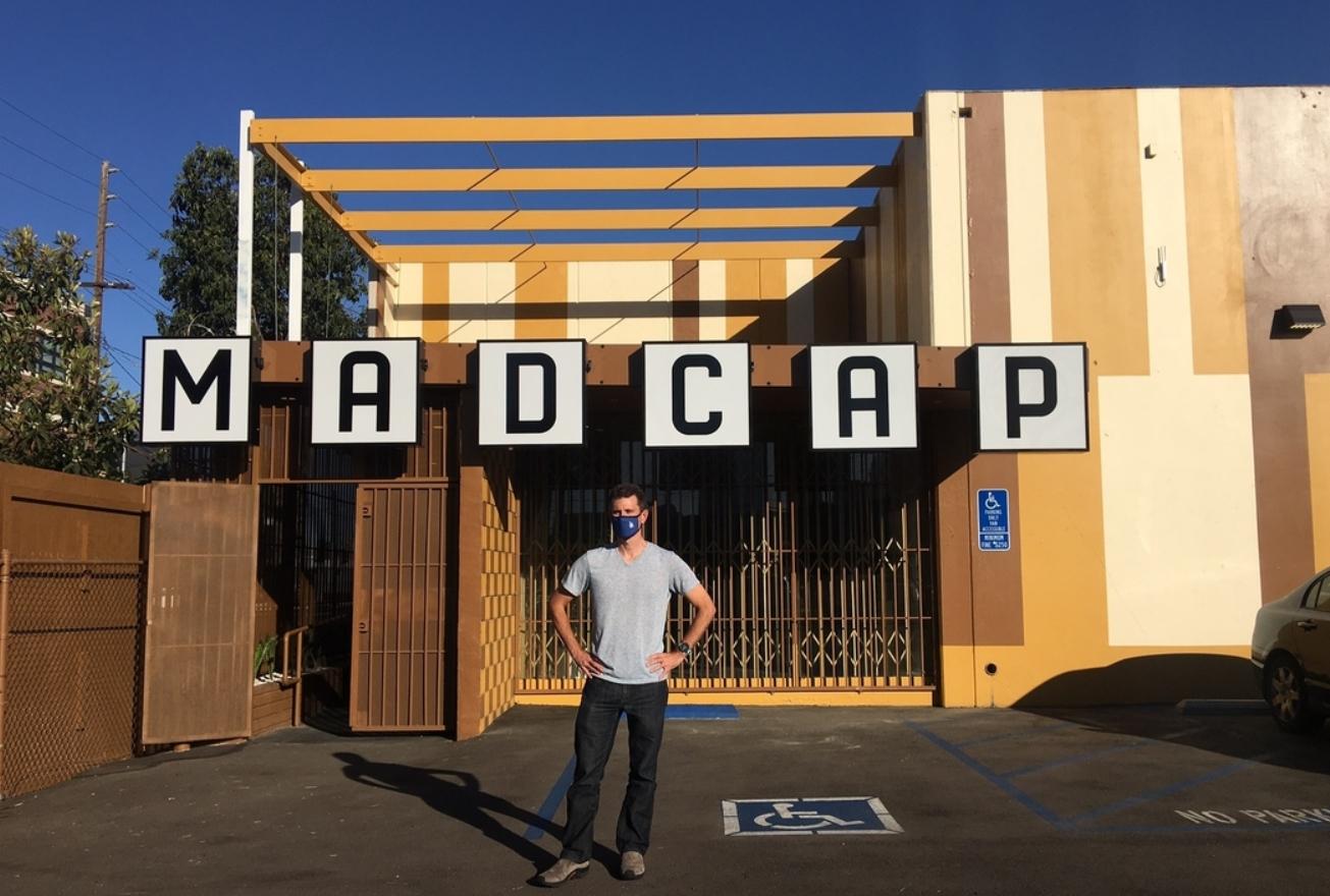 Experimentando un motel retro: Madcap Hotel 6