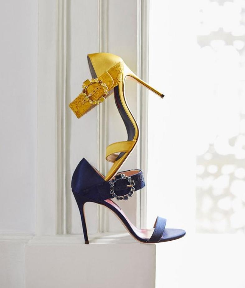 Las sandalias de tacón para triunfar con tus vestidos