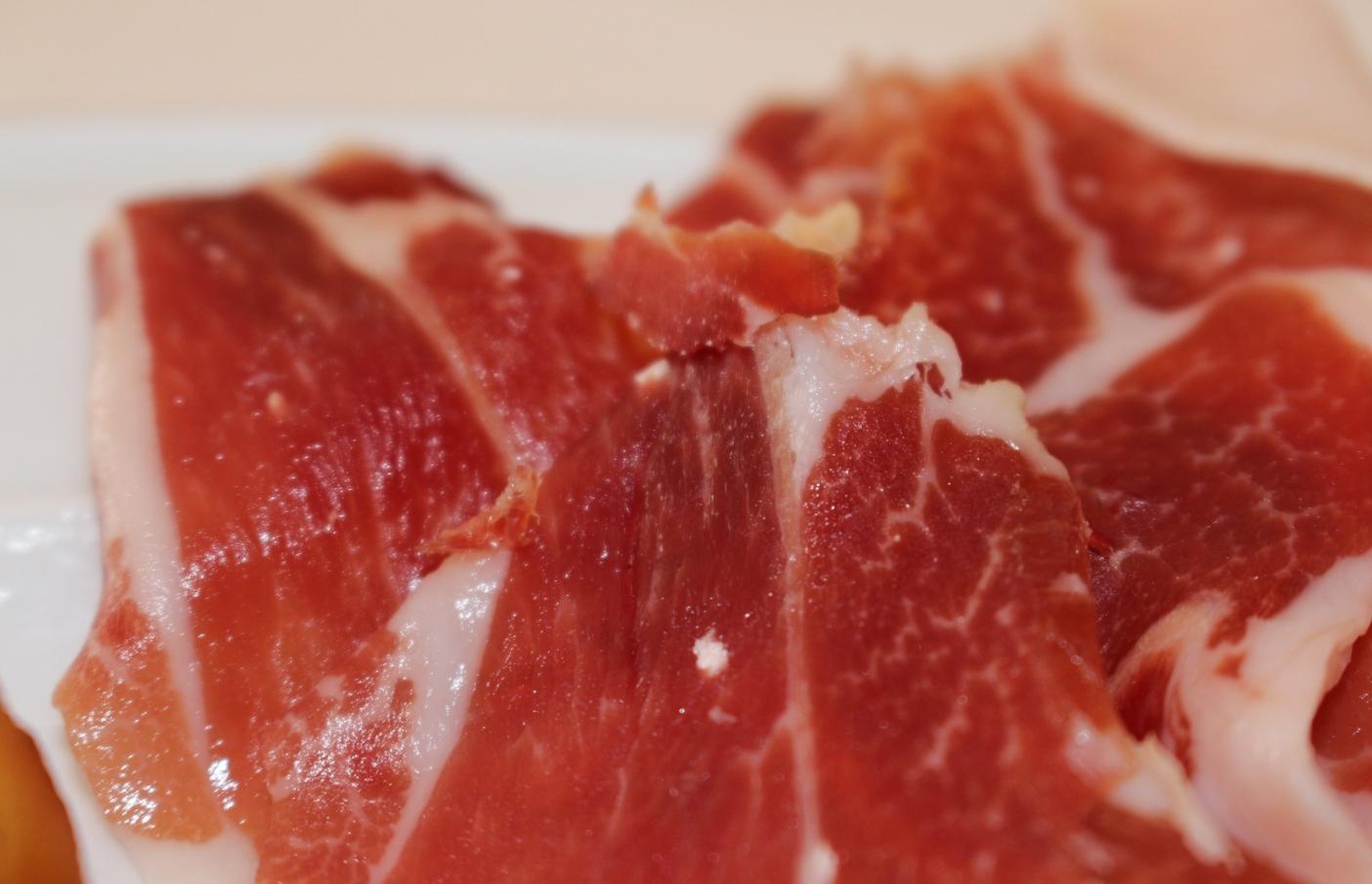 ¿Qué es un jamón veteado? ¿Qué es el veteado del jamón? 3