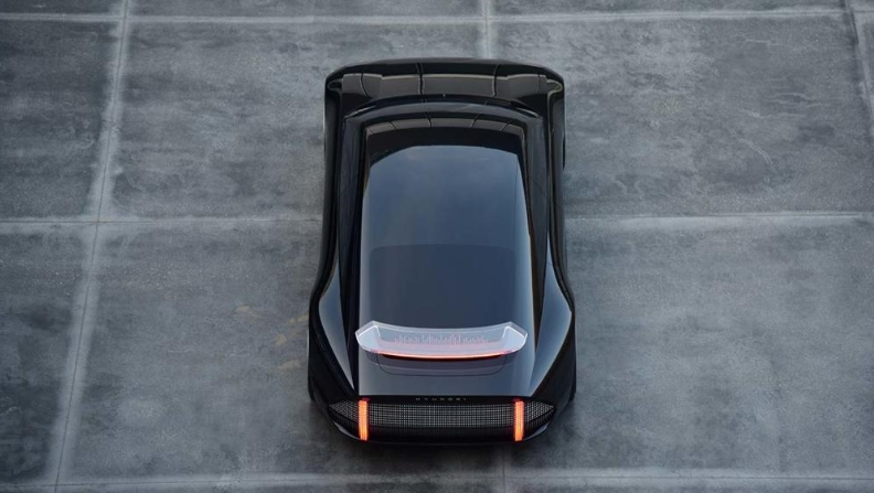 Hyundai Prophecy Concept 2020 -el eléctrico del nuevo lenguaje de diseño 2
