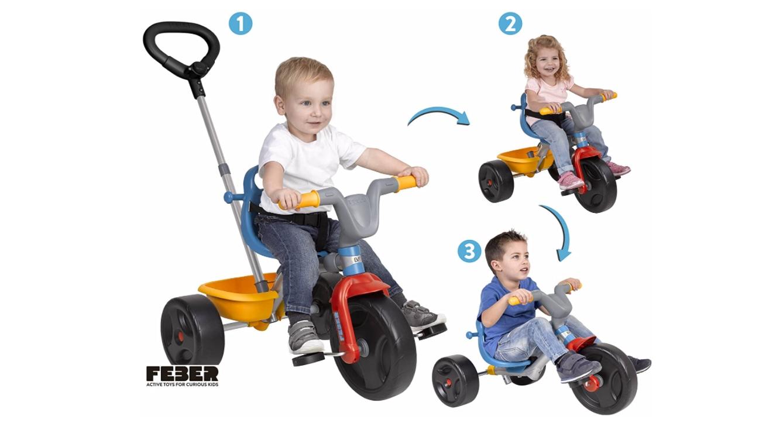 Los triciclos evolutivos viven su mejor momento 2