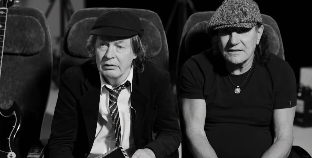 """AC / DC lanza el 13 de noviembre de 2020 """"Power Up"""" 1"""