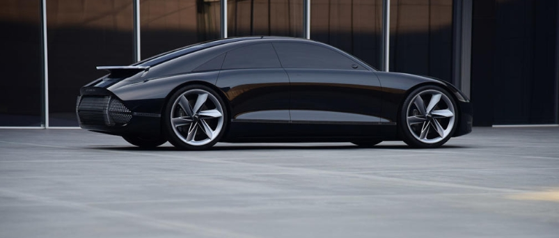 Hyundai Prophecy Concept 2020 -el eléctrico del nuevo lenguaje de diseño 1