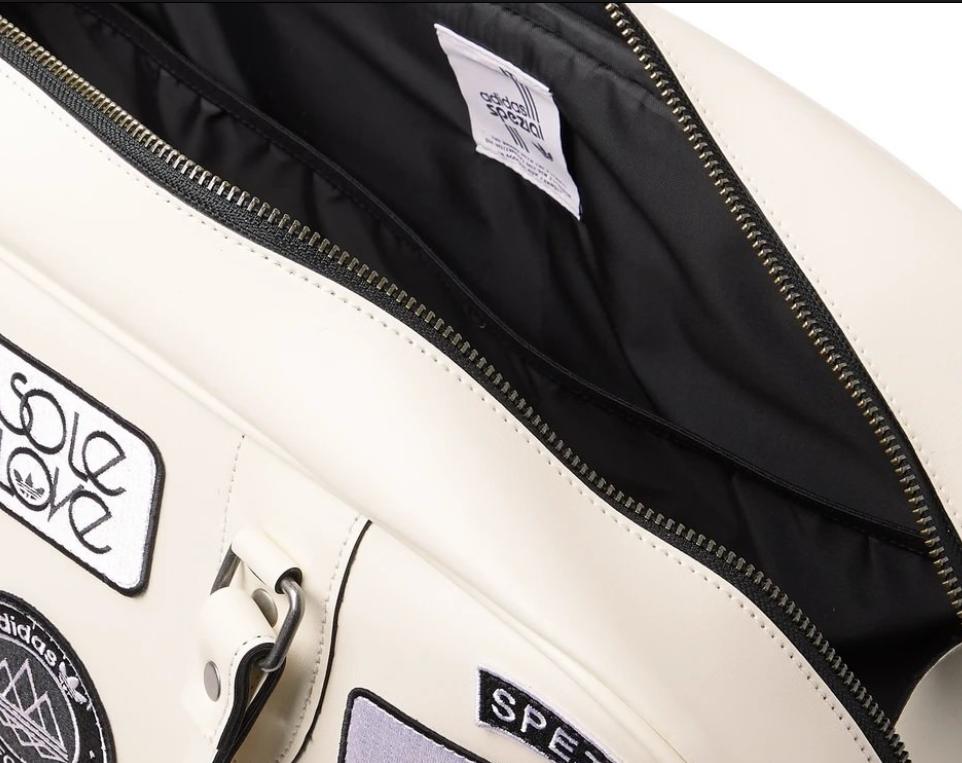 adidas blackburn spezial consortium - una bolsa para moverte con estilo. 2
