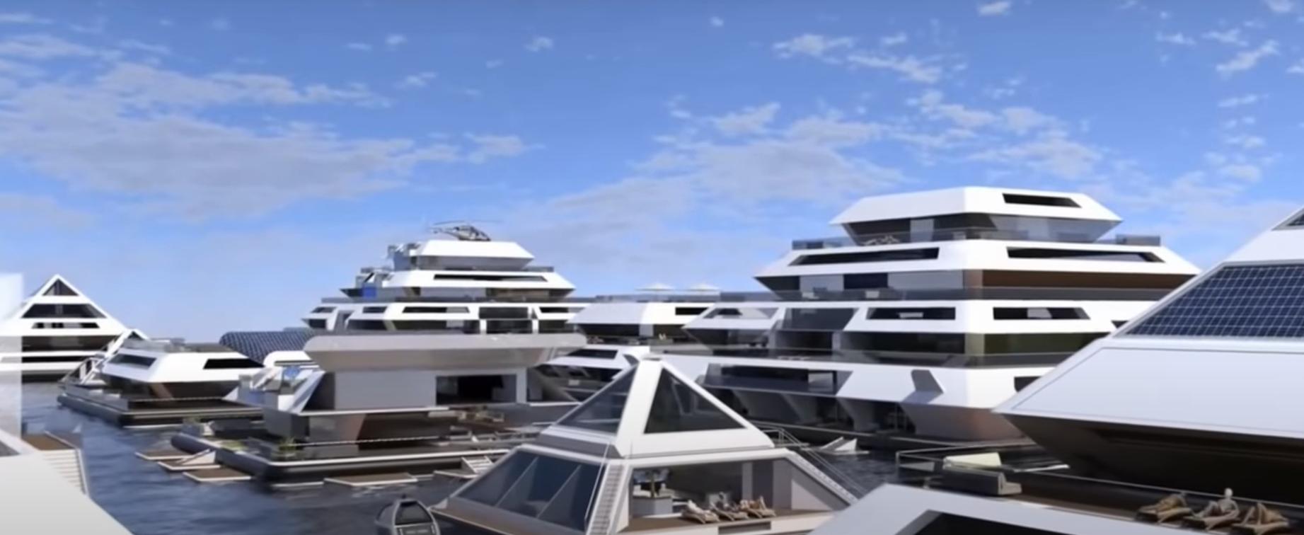 ¿Podremos vivir en una casa flotante enun futuro cercano? 5
