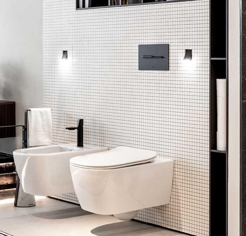 Ideas innovadoras de decoración con accesorios de baño 4