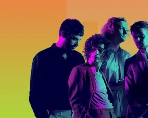 Uno de los mejores grupos británicos del momento - The 1975 - LO + MUSICA 2
