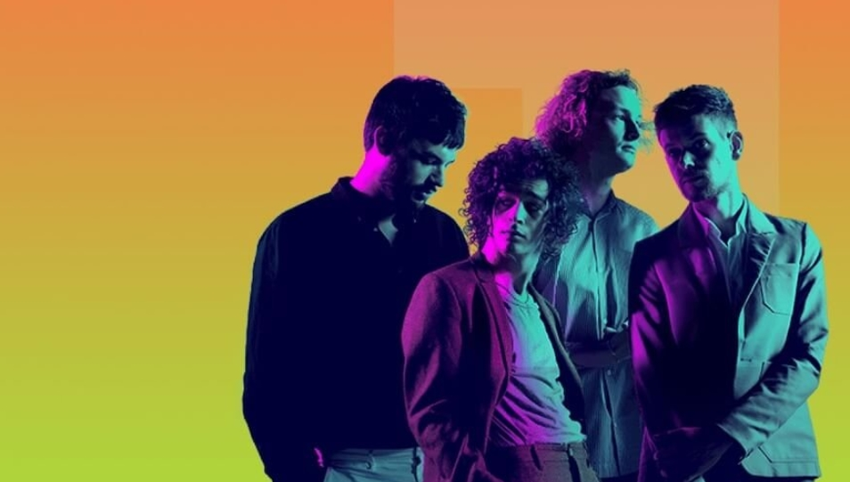 Uno de los mejores grupos británicos del momento - The 1975 - LO + MUSICA 4