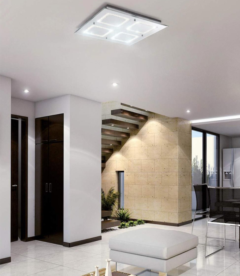 La iluminación del futuro son los plafones en casa: ¿Cuando instalarlos? 1