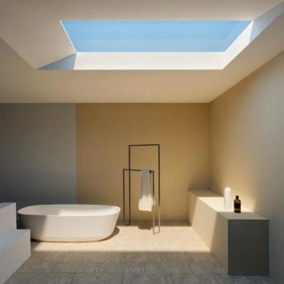 La iluminación del futuro son los plafones en casa: ¿Cuando instalarlos?